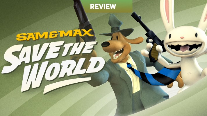 Sam & Max Save the World Remastered (Switch) Review