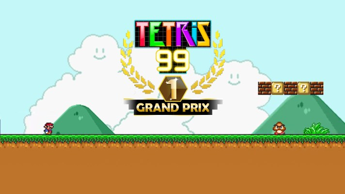 Tetris 99 is celebrating Super Mario All-Stars with the latest Grand Prix