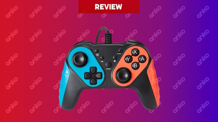 Reviewing Australia's cheapest Switch controller from Kmart