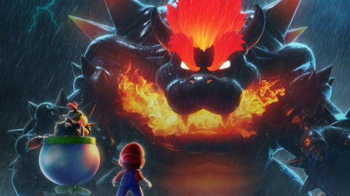 New Super Mario 3D World + Bowser's Fury trailer reveals more details