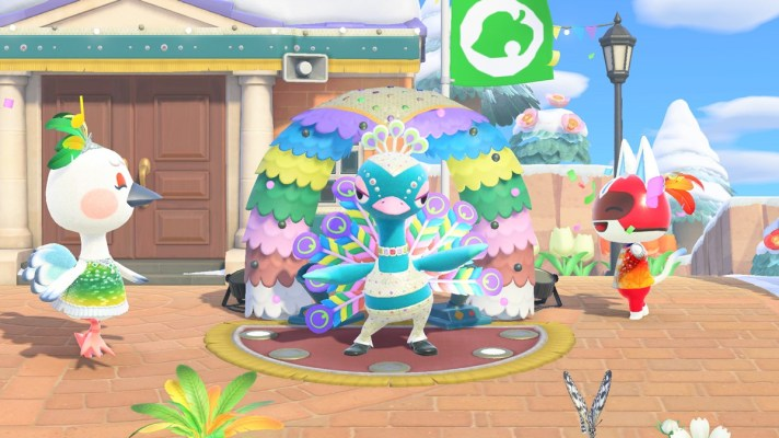 Animal Crossing: New Horizons next update adds Festivale later this week