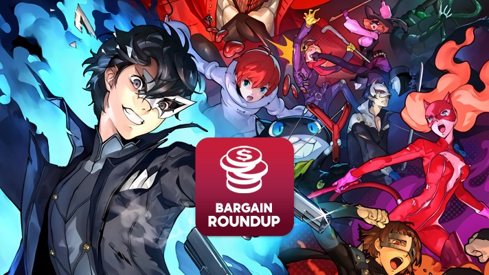 Aussie Bargain Roundup: Persona 5 Strikers