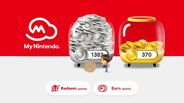 My Nintendo discounts for 3DS and Wii U removed leaving site barren