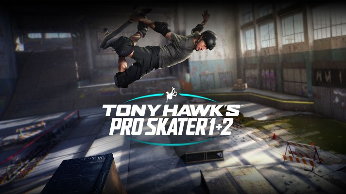 Tony Hawk's Pro Skater 1+2 coming to the Switch sometime in 2021