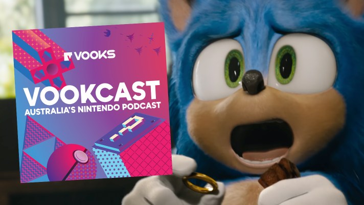 Vookcast #205: What's Going on With Sonic at Sega?