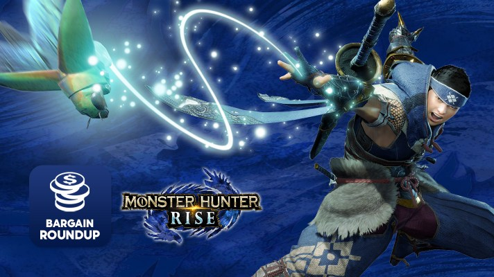 Aussie Bargain Roundup: Monster Hunter Rise