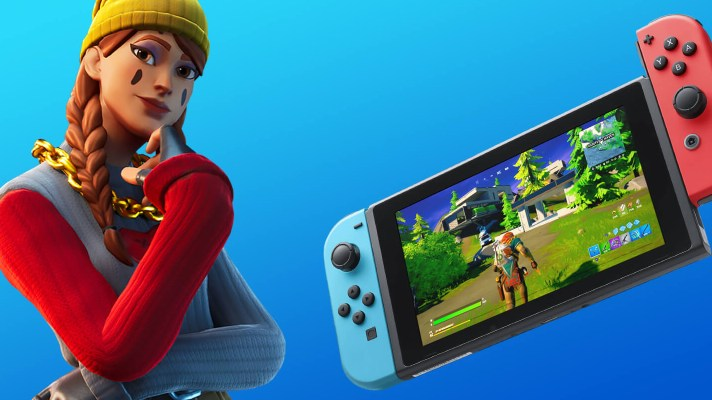 Fortnite update boosts resolution and on performance on Switch