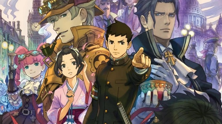 New trailer for The Great Ace Attorney Chronicles runs through new features