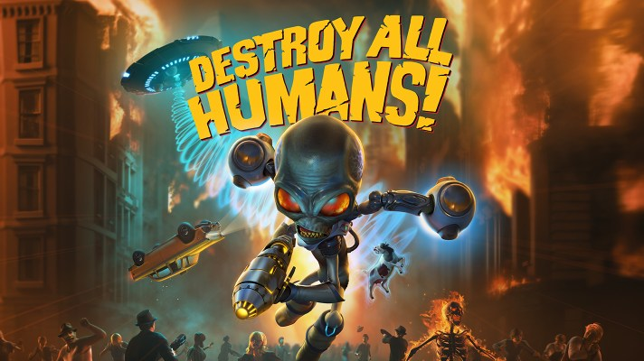 Destroy All Humans! remake coming to Switch this June
