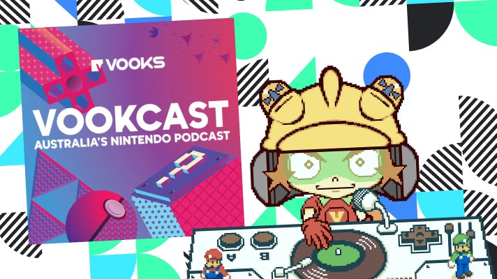 What Are Your Favourite Nintendo-Published Game Soundtracks? – Vookcast #211