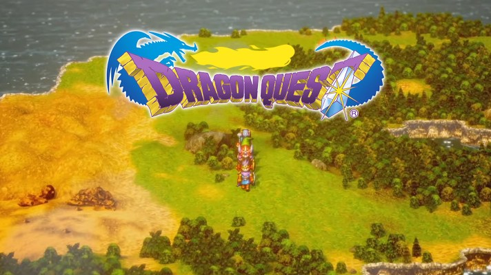 Square Enix announces new Dragon Quest games that may or may not come to Switch