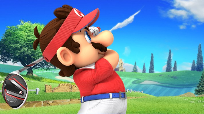 Free Mario Golf: Super Rush update out tomorrow with Toadette, New Donk City & motion improvements