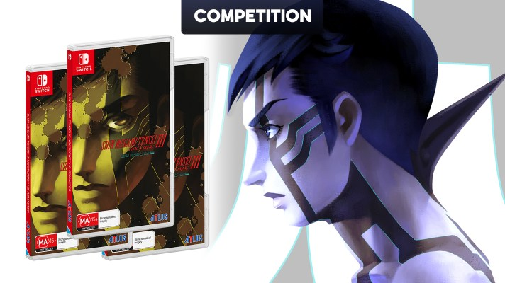 Competition:  Three copies of Shin Megami Tensei III Nocturne HD Remaster on Switch to win
