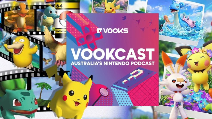Vookcast #212: Was New Pokémon Snap Worth the 22 Year Wait?