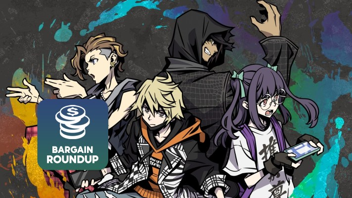 Aussie Bargain Roundup: Neo: The World Ends With You