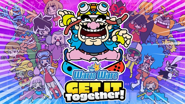 WarioWare: Get It Together! gets it together this September
