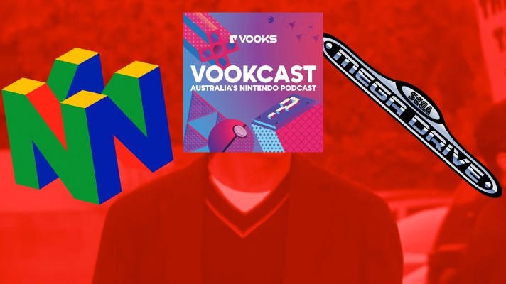 Vookcast #222: Will N64 and Mega Drive Games Keep You Subbed to NSO?