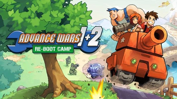Advance Wars 1+2: Re-Boot Camp delayed until Q2 2022