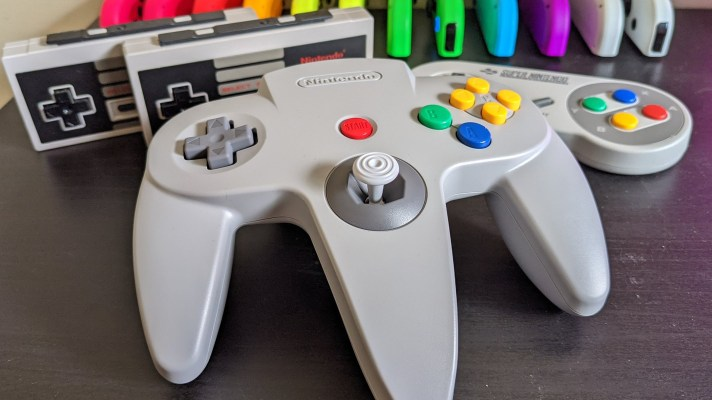 Hands on with the Nintendo 64 Controller for Nintendo Switch