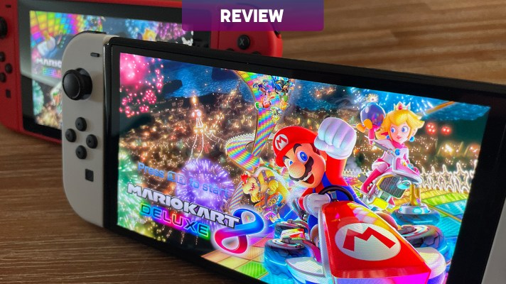 Nintendo Switch OLED Model Review