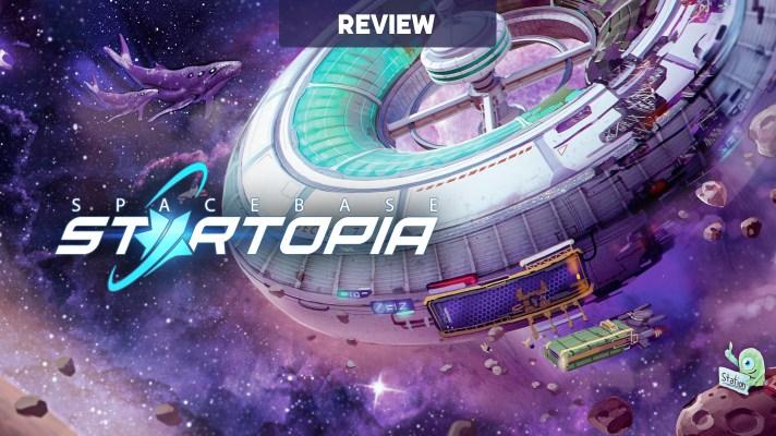 Starbase Startopia (Switch) Review