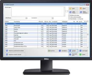 voorraadbeheer kassa software