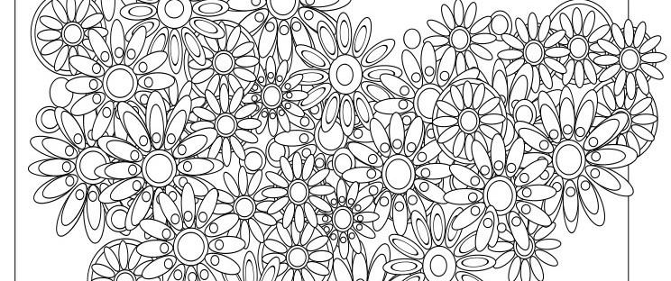 kleurplaat_bloemen