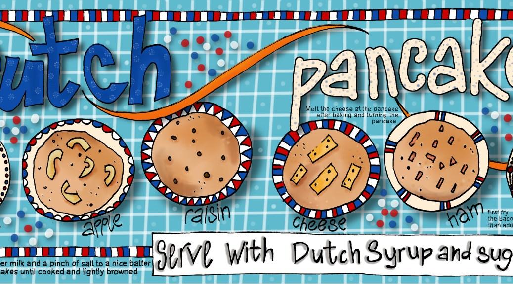 recept pannekoeken