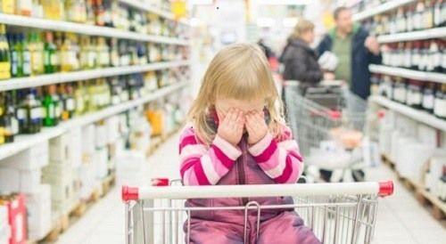 Supermercado-niños