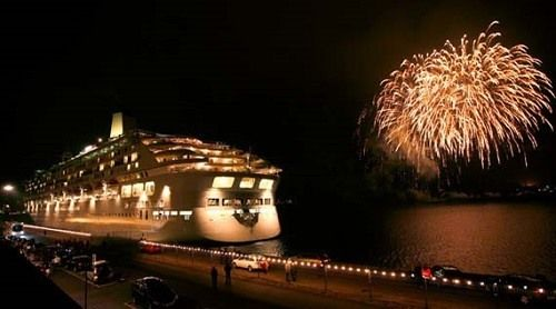 Nochevieja crucero