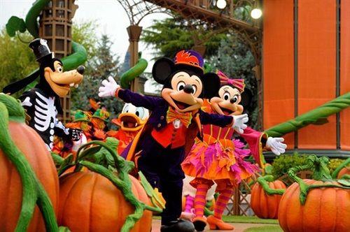 Halloween escapada