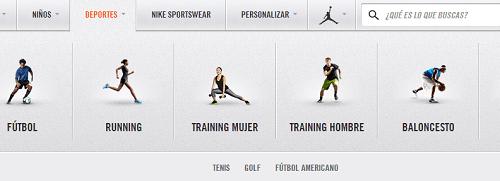 Nike rebajas invierno
