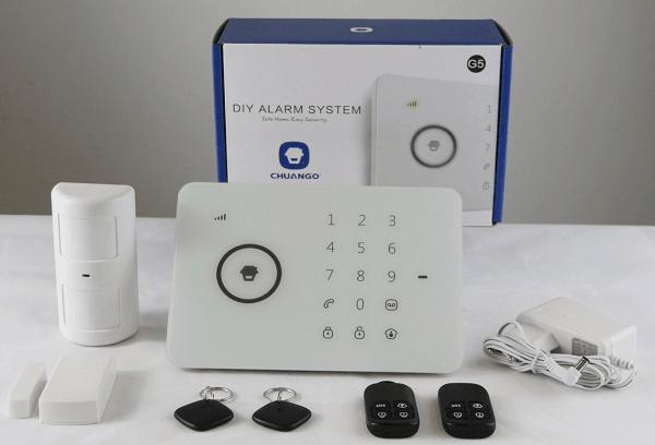 Alarma para casa sin cuotas