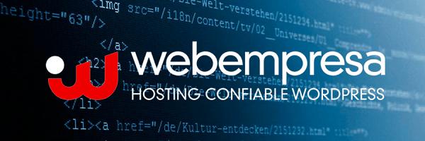 Hosting webempresa