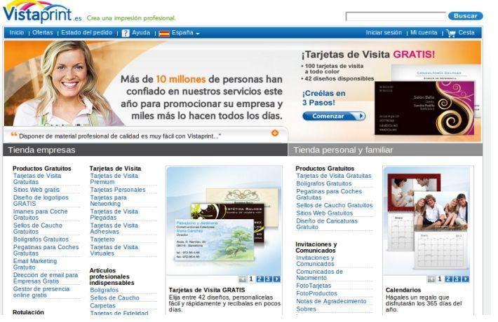 Codigo Descuento Promocional Vistaprintes