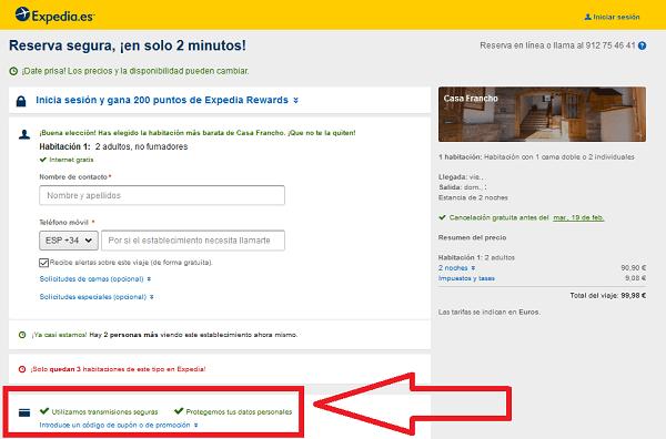 Codigo de promocion descuento expedia