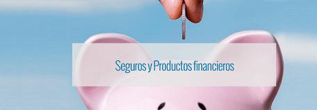 Cupones de descuento para Seguros y productos financieros