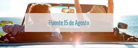 Ofertas Puente de Agosto