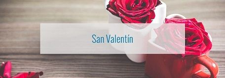 Ofertas en San Valentin