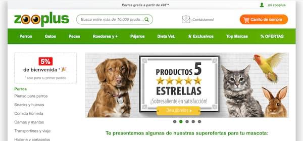 Zooplus.es ofertas