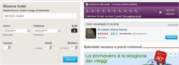 sconto hotels