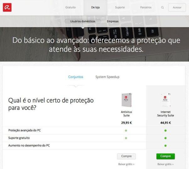 Avira Portugal