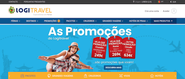 Logitravel Descontos