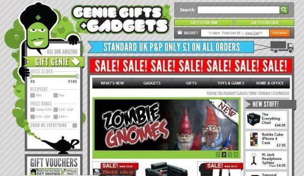 geniegadgets.com
