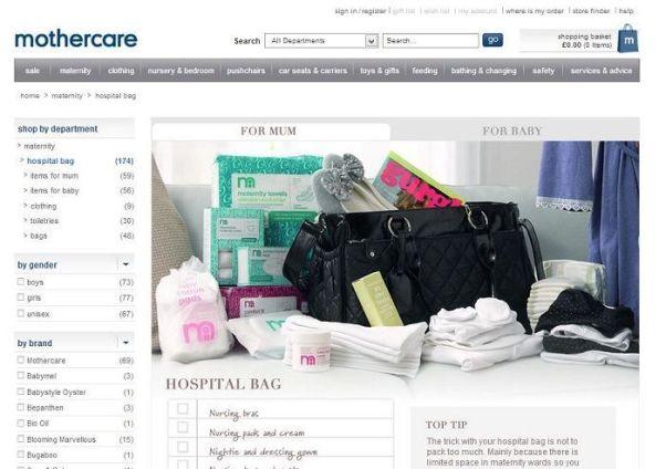 mothercare.com