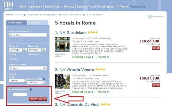 nh-hotels.com