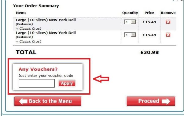 voucher dominos