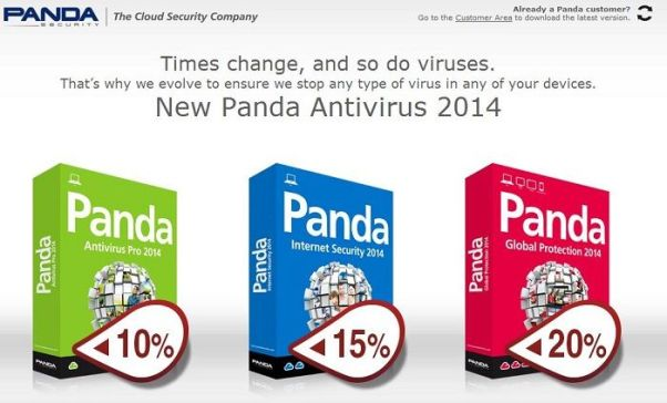 Panda Security discount