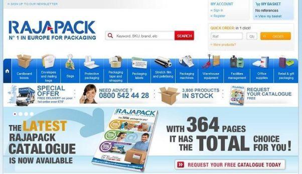 rajapack discount