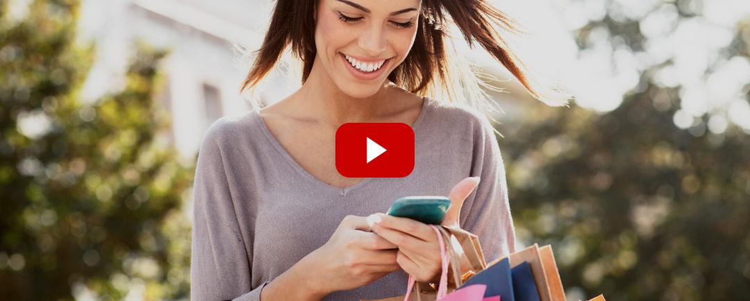 Cupones Descuento en el móvil con Vooucher.com